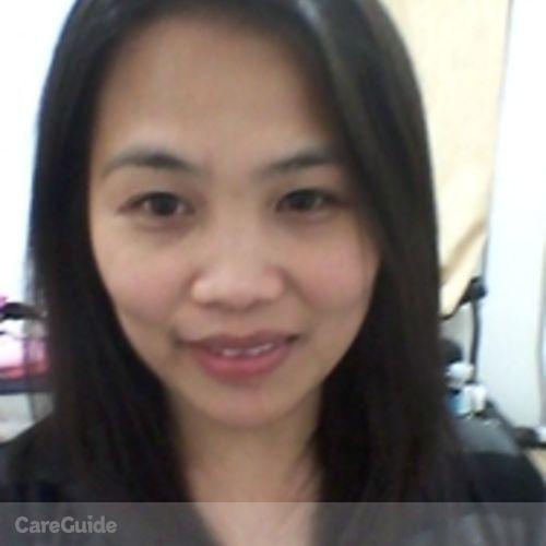 Canadian Nanny Provider Janet Castillo's Profile Picture