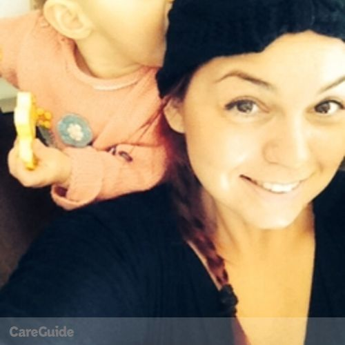 Canadian Nanny Provider Joanne G's Profile Picture