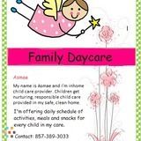 Daycare Provider in Chelsea