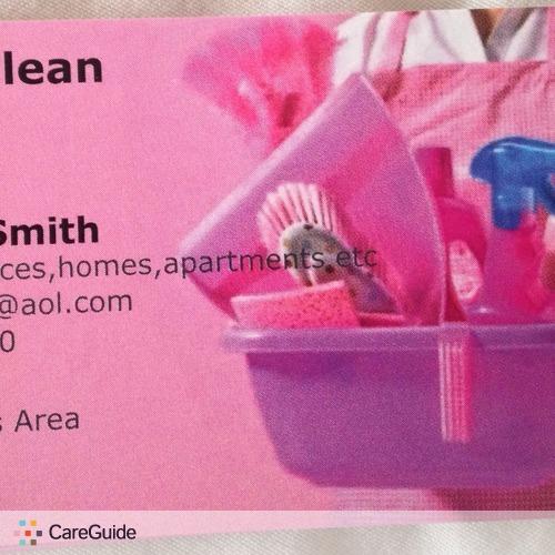 Housekeeper Provider Natasha Smith's Profile Picture