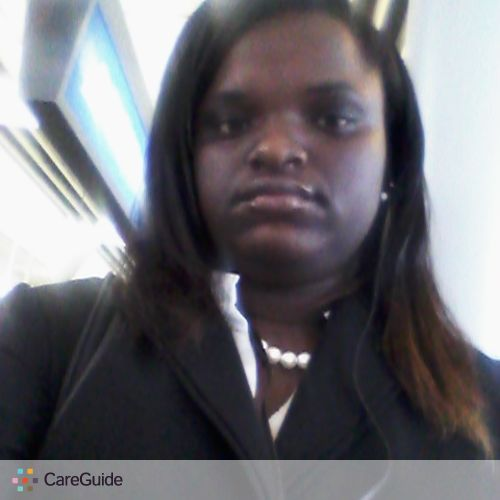 Housekeeper Provider Shannakaye Steer's Profile Picture
