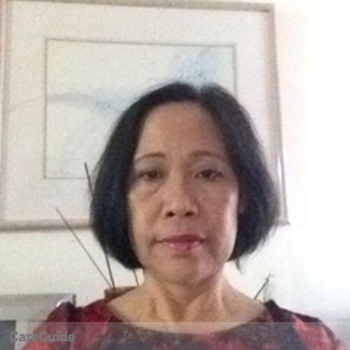Canadian Nanny Provider Marjorie Cadanilla's Profile Picture