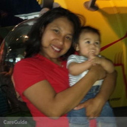 Canadian Nanny Provider Teresa Adolfo's Profile Picture