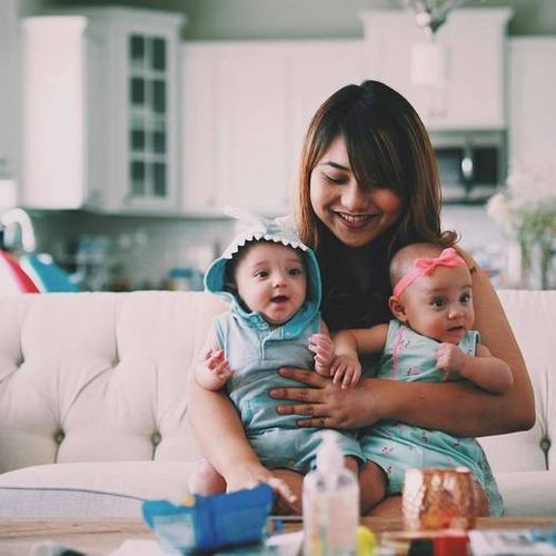 Hello. I'm Kansiree, 25 years old from Thailand. Has experience taking care of newborn twins baby up to primary students.