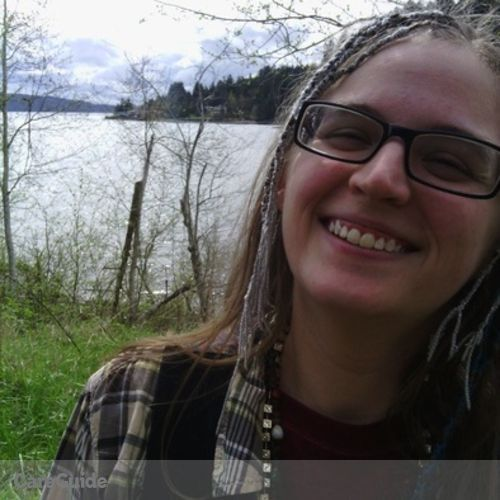 Pet Care Provider Christi Halversen's Profile Picture