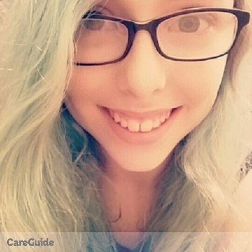 Child Care Provider Jordan C's Profile Picture