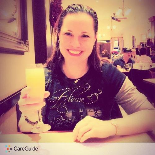 Child Care Provider Krisztina Ilosfalvy's Profile Picture