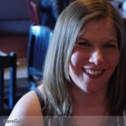 Canadian Nanny Provider Cassandra Fralic's Profile Picture