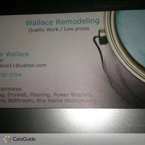 Handyman Provider Leon Wallace Gallery Image 1
