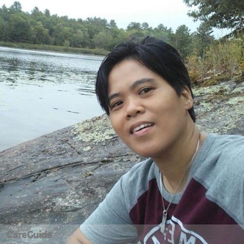 Canadian Nanny Provider Shella Q.'s Profile Picture