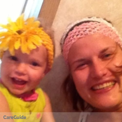 Canadian Nanny Provider Erica Froese's Profile Picture