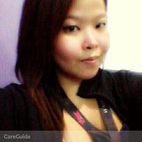 Canadian Nanny Provider Donna Marie Raymundo's Profile Picture