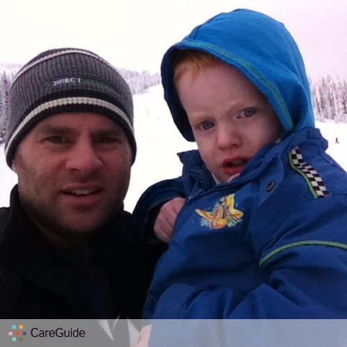 Child Care Job Steve Hill's Profile Picture