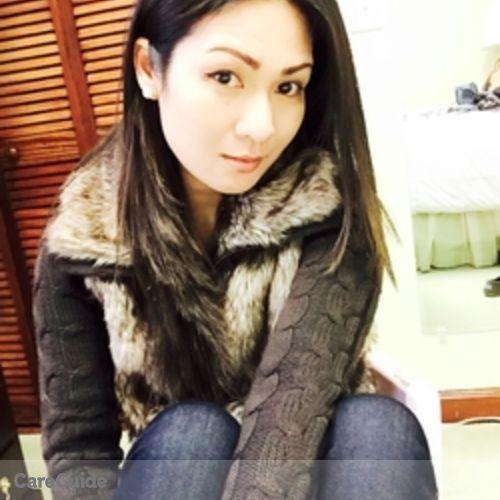 Canadian Nanny Provider Rochelle Belmonte's Profile Picture