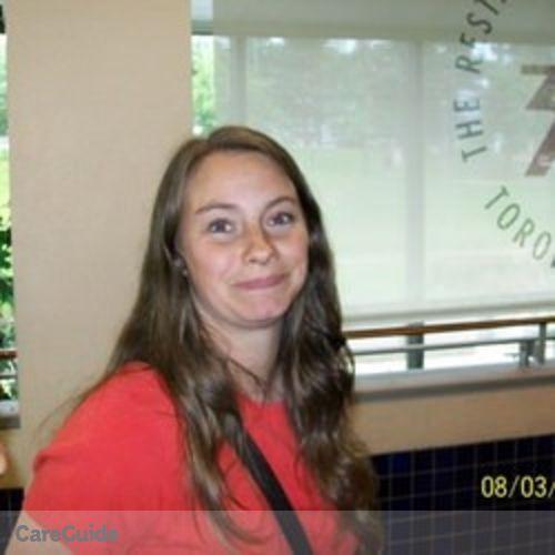 Canadian Nanny Provider Rhonda Kirkland's Profile Picture