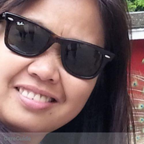 Canadian Nanny Provider Mariza Seloterio's Profile Picture