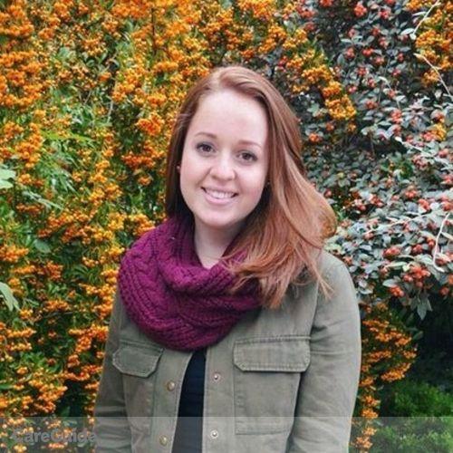 Canadian Nanny Provider Miranda Kay's Profile Picture