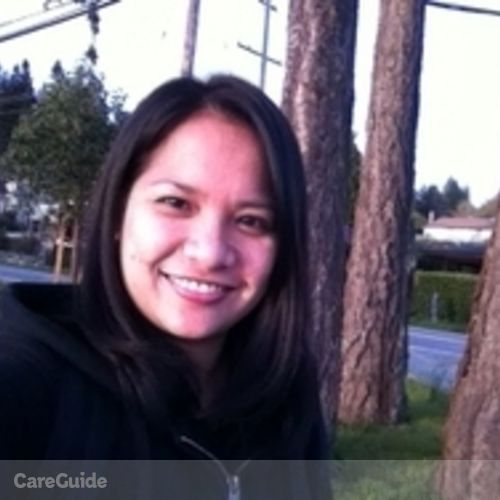 Canadian Nanny Provider Aileen Cabatbat's Profile Picture