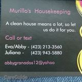 Housekeeper in Johnson City