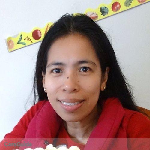 Canadian Nanny Provider Rosalie D's Profile Picture