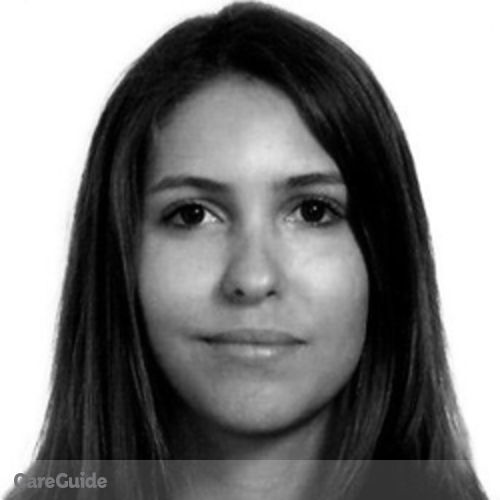 Canadian Nanny Provider Mathilde Vandenbosch's Profile Picture