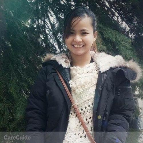 Canadian Nanny Provider Raizalee Grace Solangon's Profile Picture
