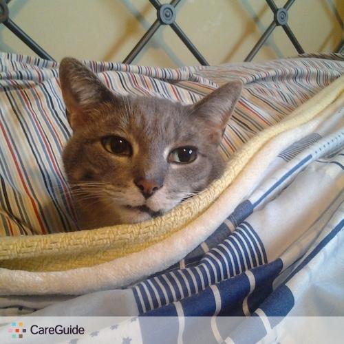Pet Care Provider Jessica J's Profile Picture