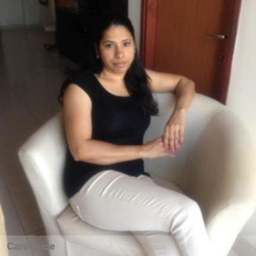 Canadian Nanny Provider Manju Joseph's Profile Picture