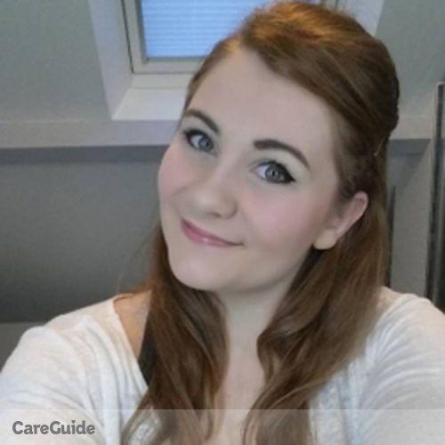 Canadian Nanny Provider Valentine 's Profile Picture