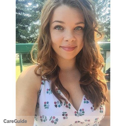 Canadian Nanny Provider Raquel Leggott's Profile Picture