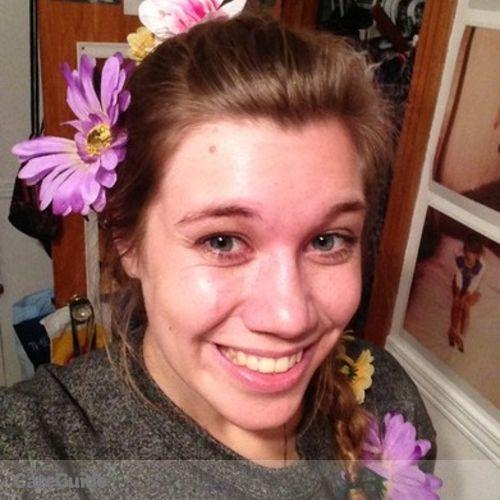 Canadian Nanny Provider Sabrina White's Profile Picture