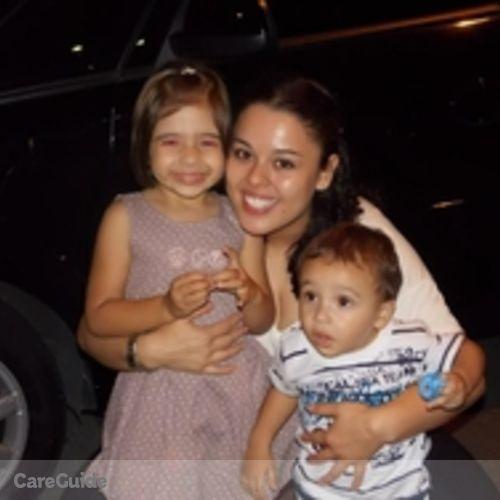 Canadian Nanny Provider Erika Nogueira's Profile Picture