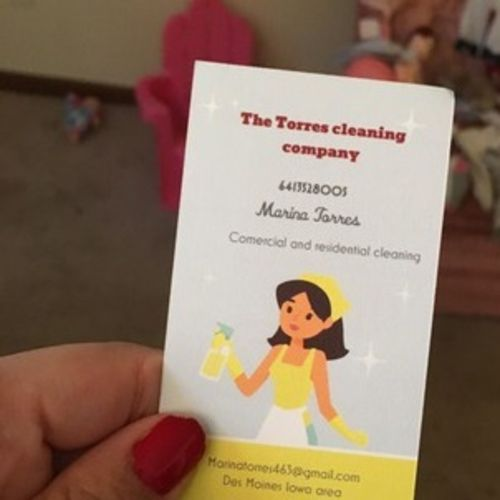 Housekeeper Provider Marina T's Profile Picture