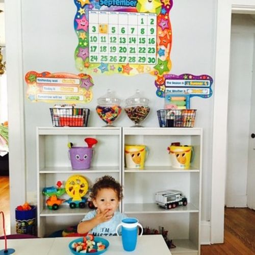 Child Care Provider Maria Taveras Nana's Home DayCare Gallery Image 1