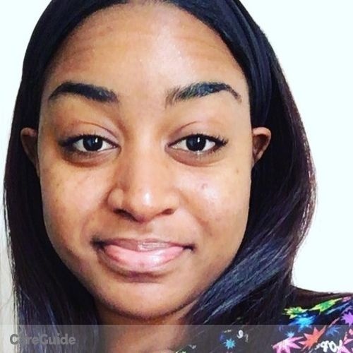 Housekeeper Provider Samaria F's Profile Picture
