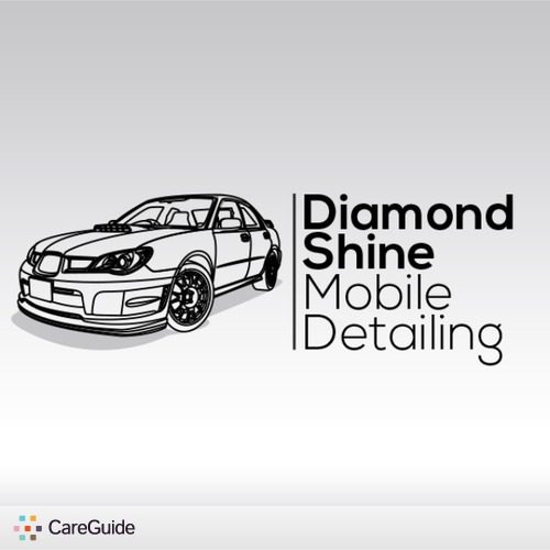 Housekeeper Provider Diamond Shine Mobile Detailing's Profile Picture
