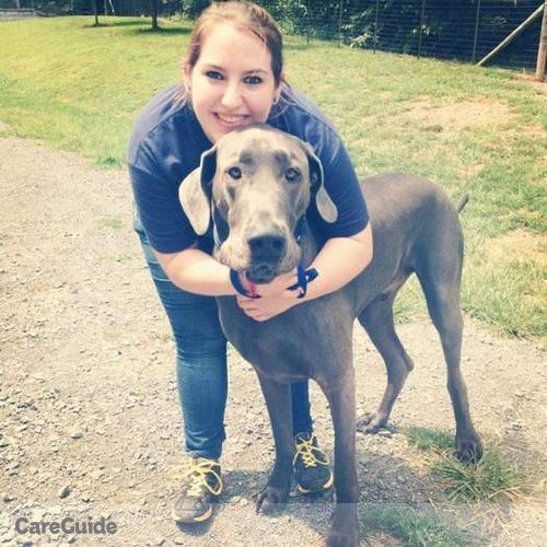 Pet Care Provider Caitlin Plymyer's Profile Picture