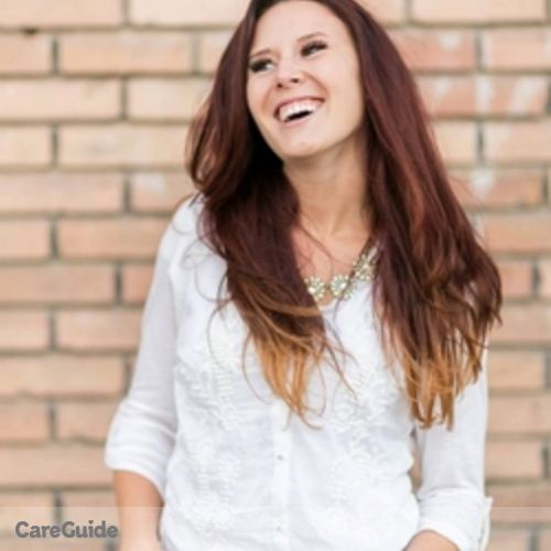 Canadian Nanny Provider Melea N's Profile Picture
