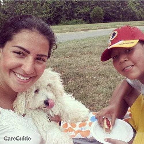 Canadian Nanny Provider Aline Braga's Profile Picture