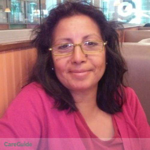 Housekeeper Provider Gloria Rosa Silva's Profile Picture