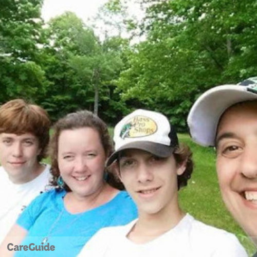 Child Care Provider Tracey Morris's Profile Picture