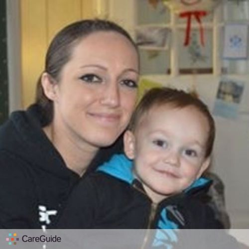 Child Care Provider Kathryn Zukauskas's Profile Picture