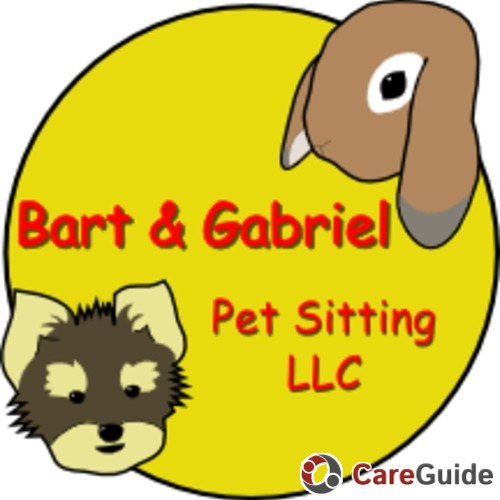 Bart and Gabriel Pet Sitting - professional pet sitting company in Grove City, OH