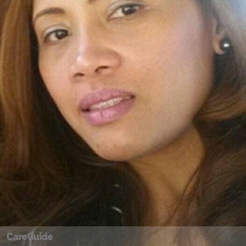 Canadian Nanny Provider Verena Brillantes's Profile Picture