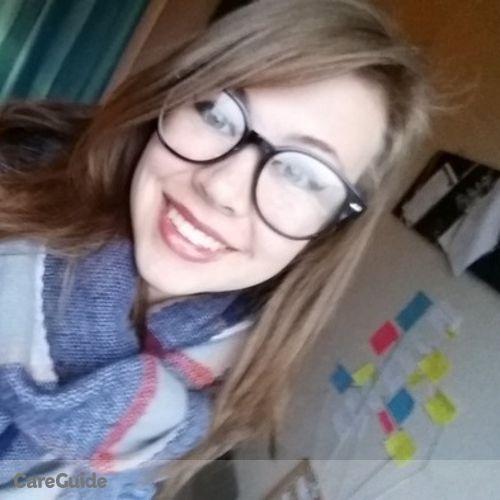 Canadian Nanny Provider Megan McKague's Profile Picture