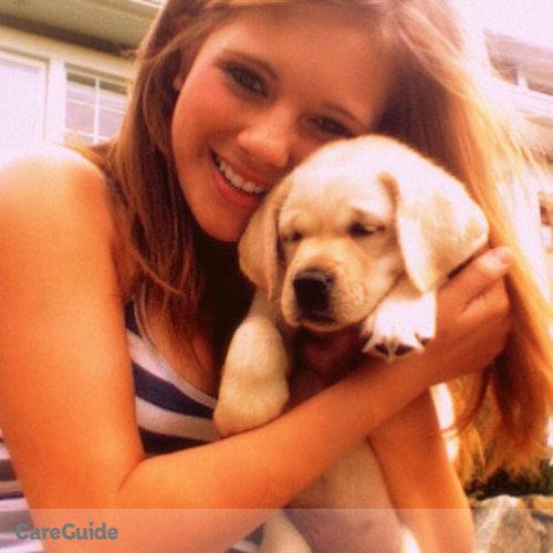 Pet Care Provider Krista Bucci's Profile Picture