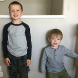 Looking for an energetic, part-time nanny for our two boys!