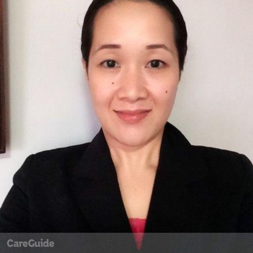 Canadian Nanny Provider Lorina M's Profile Picture