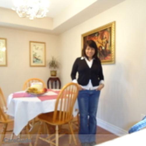 Canadian Nanny Provider Gloria R's Profile Picture