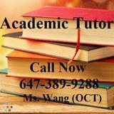 1-1 Science, Chemistry & Math Tutor  Richmond Hill